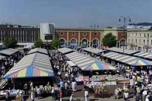 Ashton Under Lyne Market