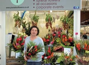 David Armstrong of Plantation Bolton Market