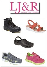 LJ&R Wholesale Footwear
