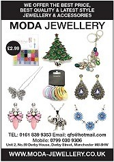 Moda Wholesale Jewellery