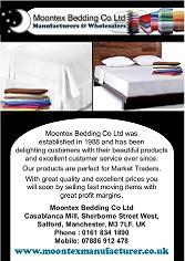 Moontex Bedding
