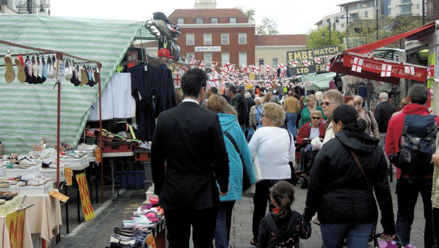 Romford Market 1