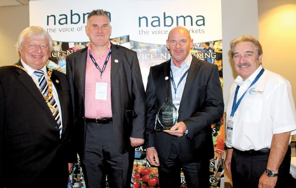 Coventry market award