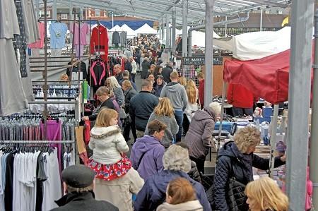 Great Homer Street Market 2
