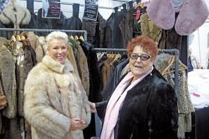 Joy Bowes of 'Joybelle' Great Homer Street Market