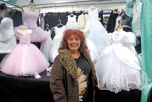 Pauline Wooley of 'Leanne Alexandra' (Formally seen on 'My Big Fat Great Homer Street Market
