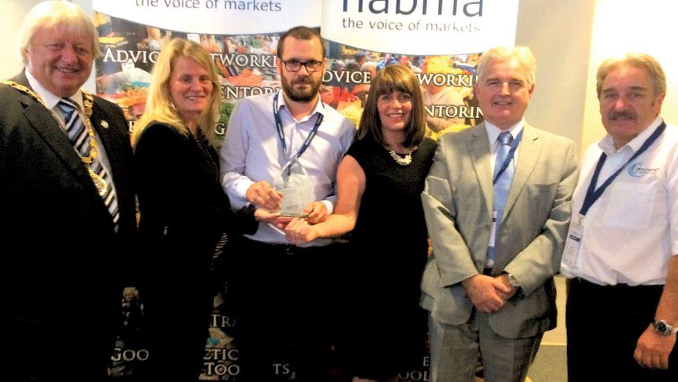 Tameside nabma Market Award