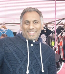 Ali J of Ali Sports Blackbushe Market