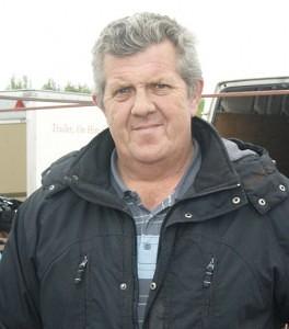 Andy Stone of Hampshire Pet Beds Blackbushe Market