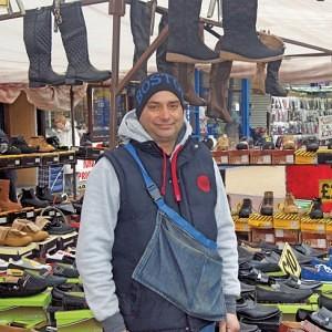 Baljat of Baljat's Shoes Grays Market