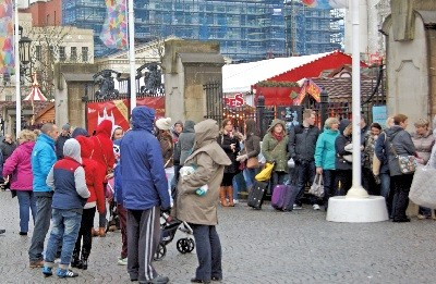 Belfast Christmas Market 4