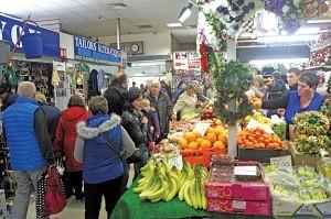 Bilston Market