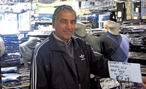 Gurpal Singh Sandhu of Pallees Bilston Market