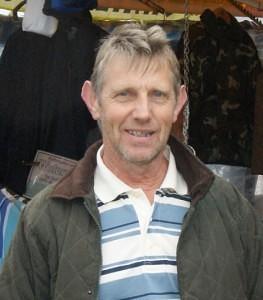 Keith Davies of Quality Leisure Blackbushe Market