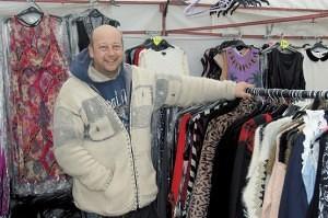 Lee Raymond of Love UR Curves Grays Market