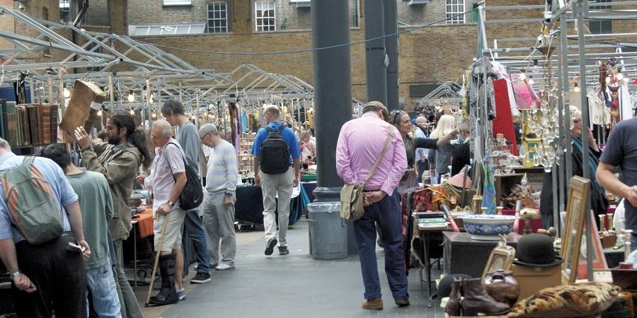 Old Spitalfields Antique Market1