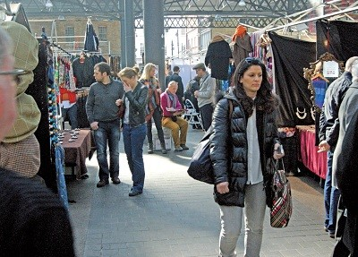 Old Spitalfields Market 1