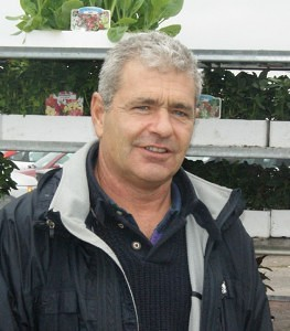 Steve Foshett of The Plant Stall Blackbushe Market