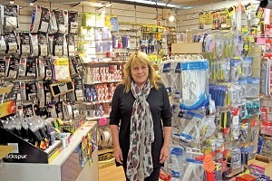 Lesley Gibbons of 'Electric Avenue' Washington Market