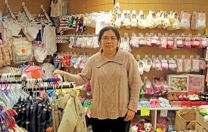 Rebecca Law of 'Rising Stars' Washington Market