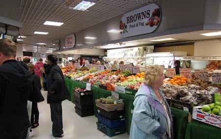 Washington Market 1