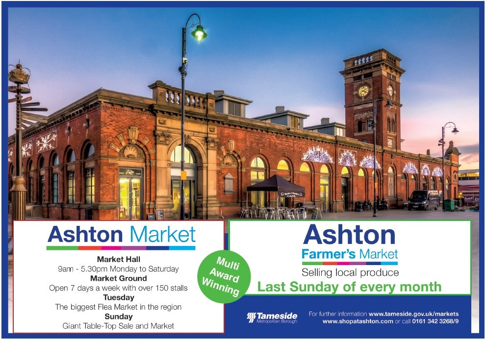 Ashton Market nabam winners