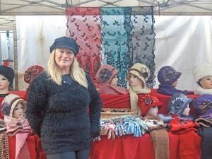 Charlotte Neary of 'Nice 2B Nice' Keswick Market