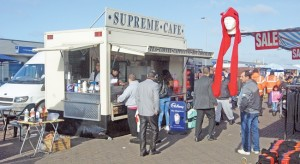 'The Supreme Café' Western International Market