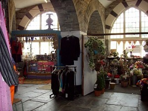 Cardigan Market Hall 1