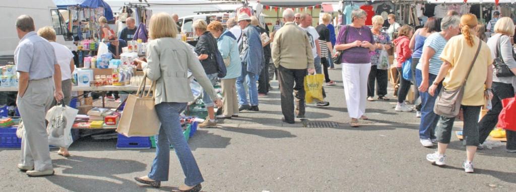 Earlestown Market 2