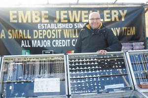 Mitchell of 'Embe Jewelley Ltd' Western International Market