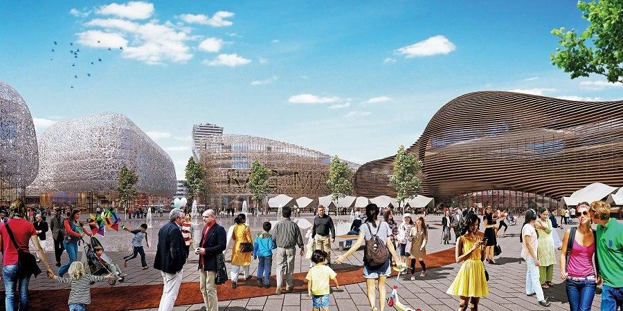 Birmingham Smithfield Market investment