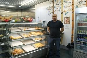 Ilin Iliev of Sonyas Bakery Stratford Market