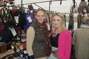 Kimberley Rebecca Howard of 'Howard's Beautique' Skipton Market.