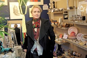 Tabitha Rout of 'Circus' Brixton Village Market Row