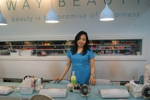 Undreaa Sukhbaatr of Broadway Beauty Stratford Market