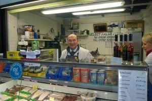 Dave Hammond of Select Fresh Fish