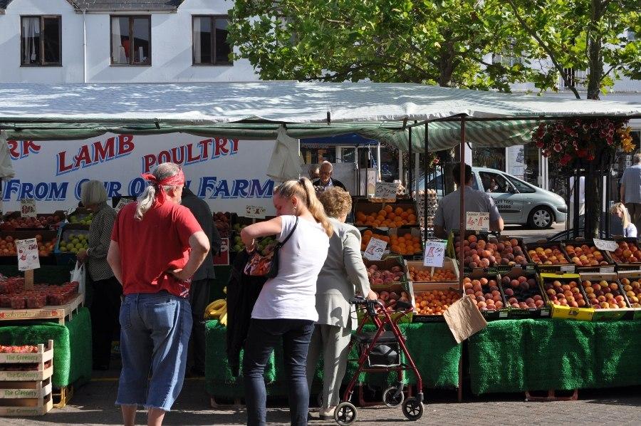 Wisbech Market