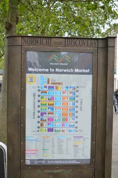 Norwich Market 2