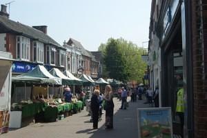 Swadlincote Market