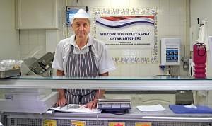 Rugeleys longest serving trader Richard