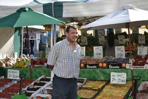 GreengrocerMark Wilson Hertford Market