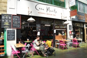 Mexican restaurant Casa Morita will be at Stratford Town Centre Food Festival