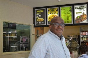 Stafford of Healthy Eaters Jamaican restaurant This is a great opportunity and Im very excited about going to Stratford