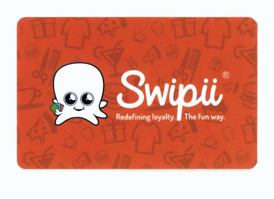 The Swipii loyalty card is being introduced to a number of outlets across the two sites in August