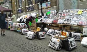 David Bowyer - Soft Furnishings Basingstoke Market
