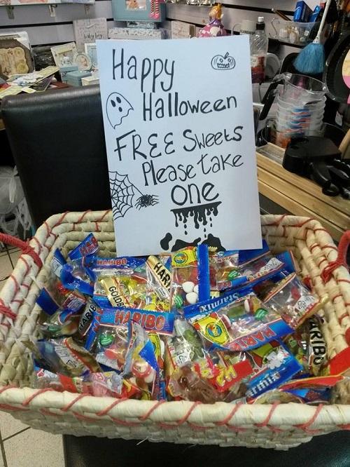 Fleetwood Market Halloween 2