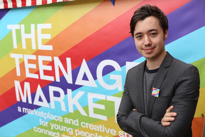 Joe Barret The Teenage Market