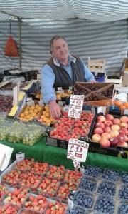 Keith Eaton Basingstoke Market