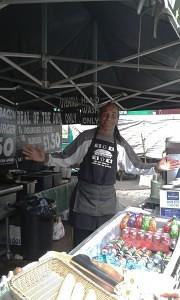 Mark Basingstoke Market